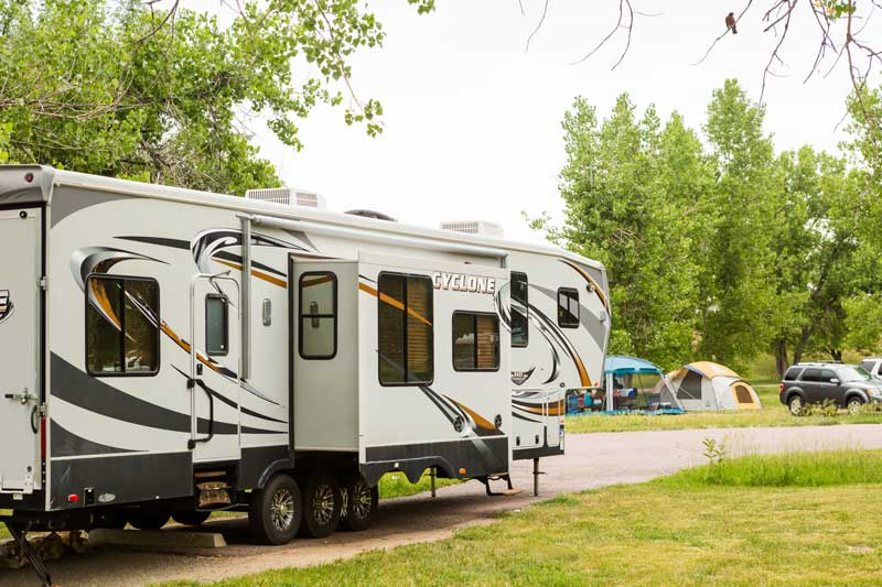 Top 10 Things to Consider when Choosing an RV Park